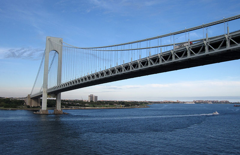 Best Travel Tips  Verrazzano Bridge Staten Island